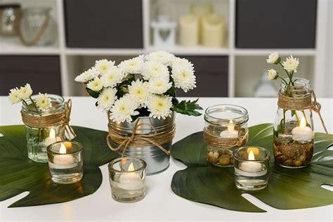 centrotavola fiori e candele centrotavola con candele galleggianti e fiori luminal park