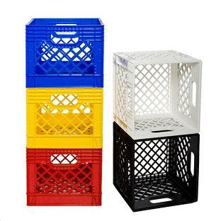 colored milk crates 17 best images about a room with a view on