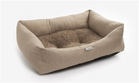 dog bed sofa chilli dog sandy herringbone sofa dog bed