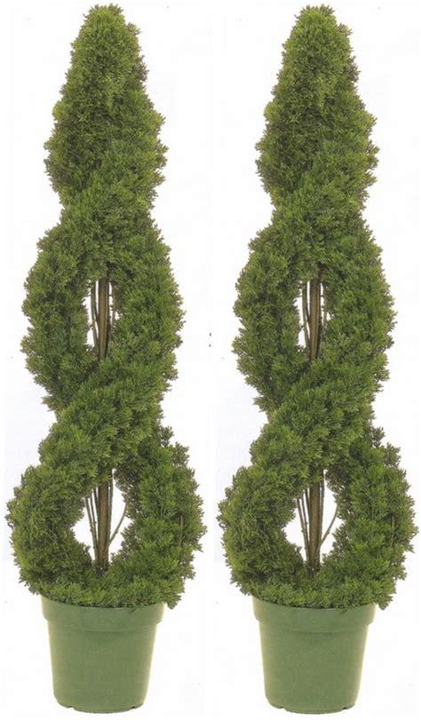 outdoor artificial topiary plants 2 cedar outdoor topiary artificial tree 4 cypress