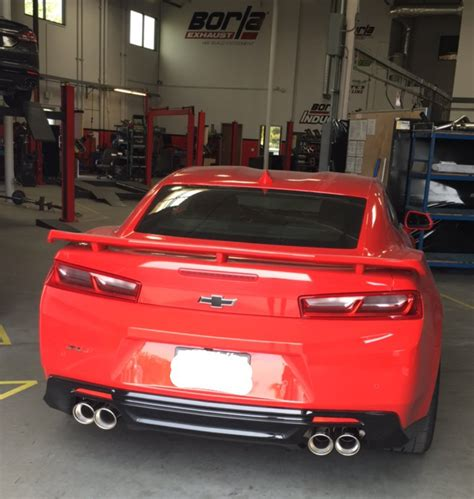 camaro zl1 exhaust camaro zl1 exhaust camaro performance exhaust borlaborla