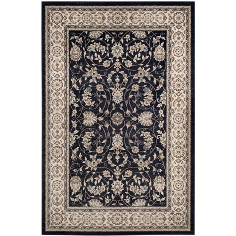11 x 12 area rug safavieh lyndhurst anthracite 8 ft 11 in x 12 ft area rug lnh340d 9 the home depot
