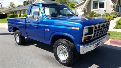 1985 ford f 150 fuel injection engine 50 1985 ford f150 4x4 short bed 5 0 efi 302 v8 4 speed a c p