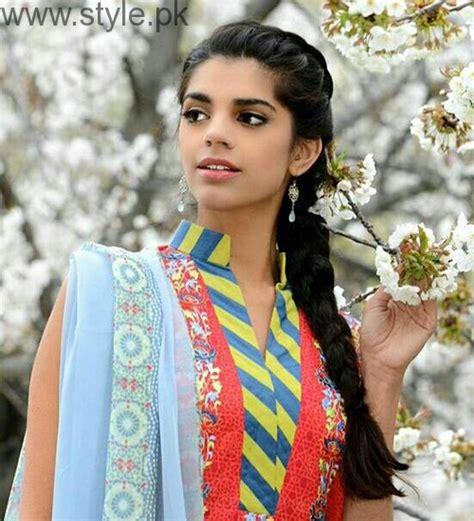 pakistani hair plait pakistani actresses in braids