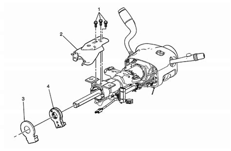 do i have to remove the entire steering column to replace the ignition lock cylinder on a 1993 i need to replace the steering angle position sensor on my 07 tahoe do i need to remove the
