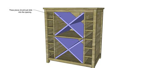 how to build a wine cabinet diy wine cabinet plans