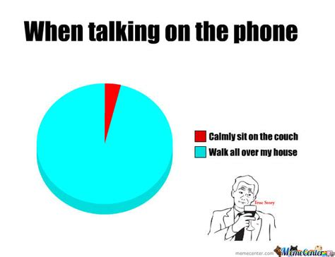 Talking On The Phone Meme - talking on the phone by 7ate9 meme center