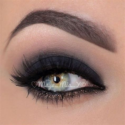 10 Black Smokey Eye Tips by Best 25 Black Smokey Eye Makeup Ideas On