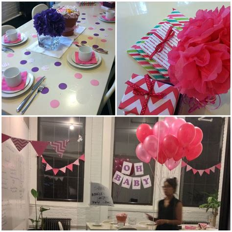 Office Baby Shower by 17 Best Ideas About Office Baby Showers On