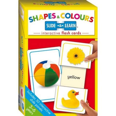 Hinkler Baby S Colours hinkler slide learn interactive flash shapes colours babyonline