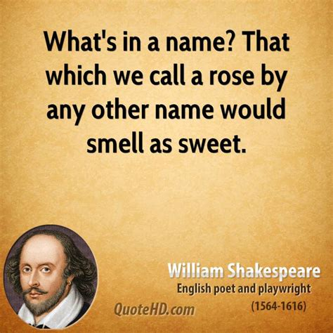 what s in a name whats in a name shakespeare newhairstylesformen2014