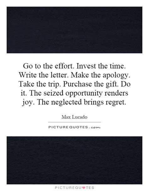 Apology Letter Gift Card Effort And Opportunity Quotes Quotesgram