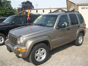 2003 Jeep Liberty Limited 2003 Jeep Liberty Pictures Cargurus