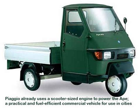 the piaggio motorcycle you can drive on a car licence