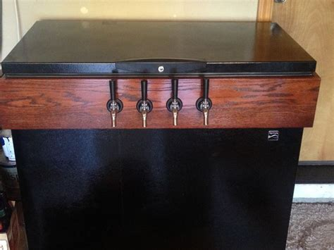 chalkboard paint keezer 1000 images about keezer on black and