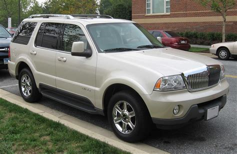 books on how cars work 2005 lincoln aviator engine control 2005 lincoln aviator pictures information and specs auto database com