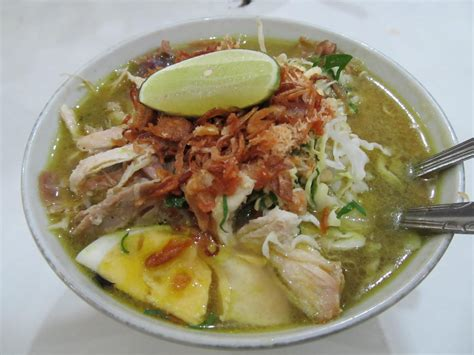 resep membuat soto ayam tegal resep membuat soto ayam lezat reseponline info
