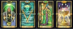 meaning of decks tarot