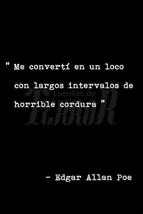edgar allan poe biography in spanish 850 best frases images on pinterest