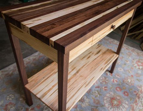 butcher block kitchen tables 2017 also made table by