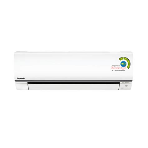 Ac Panasonic Wall Mounted jual panasonic ac standard wall mounted split 3 4 pk cs