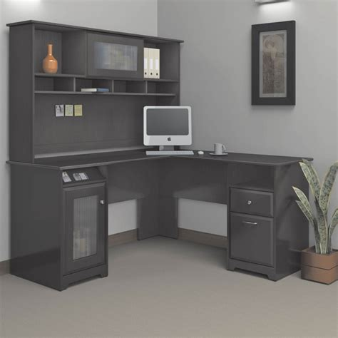 Bush Cabot L Shaped Desk Bush Cabot L Shaped Desk Desk Decoration Ideas