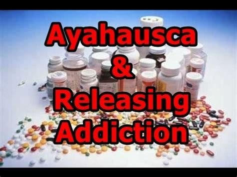 Ayahuasca Detox by Ayahuasca Releasing Addiction
