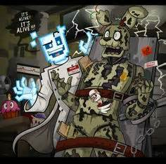 Way springtrap you re not ugly aww hugs see more 5 5 saved by cheyenne