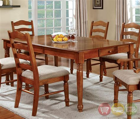 country style dining room sets country style dining room set oak formal dining room set