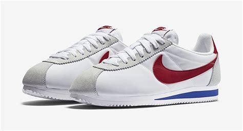 Nike Classic Cortez Forrest Gump nike classic cortez forrest gump 2015 sneakerfiles