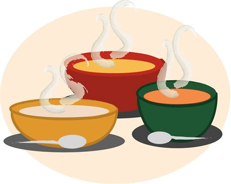 Soup Can Clipart