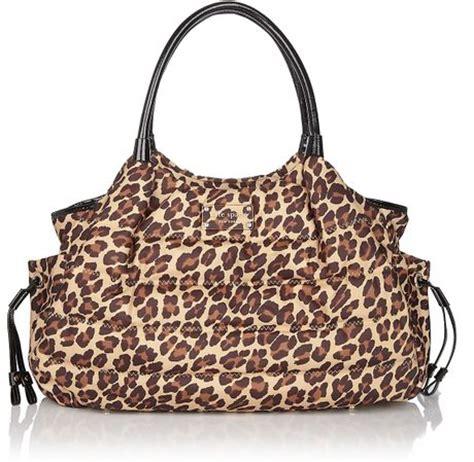 Kate Spade Stevie Animal Print Shoulder Bag by Kate Spade Stevie Puffer Leopard Print Baby Bag In Animal