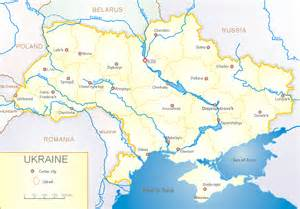 list of towns and cities in ukraine