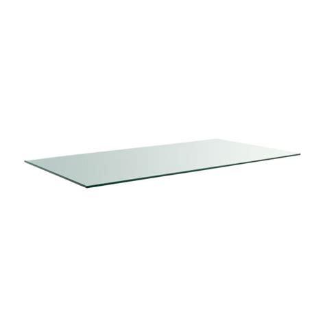 plateau verre lagon plateau de table en verre 180x80cm habitat