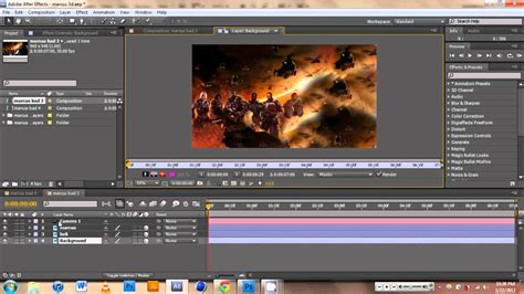tutorial adobe after effect cs5 adobe after effects cs5 2d images to 3d layers tutorial