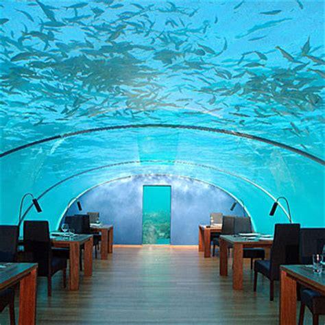 best restaurant in the world ithaa restaurant in the maldives