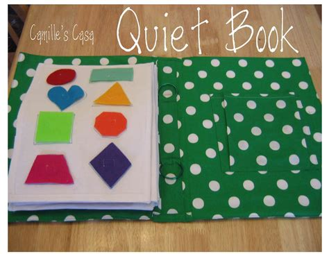 shapes quiet book pattern quiet book patterns browse patterns