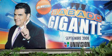 don francisco sabado gigante show adi 243 s s 225 bado gigante gracias don francisco javier