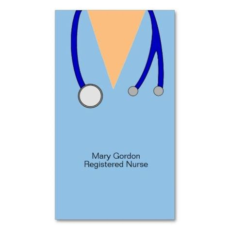 Free Nursing Card Template by 240 Best Health Business Cards Images On