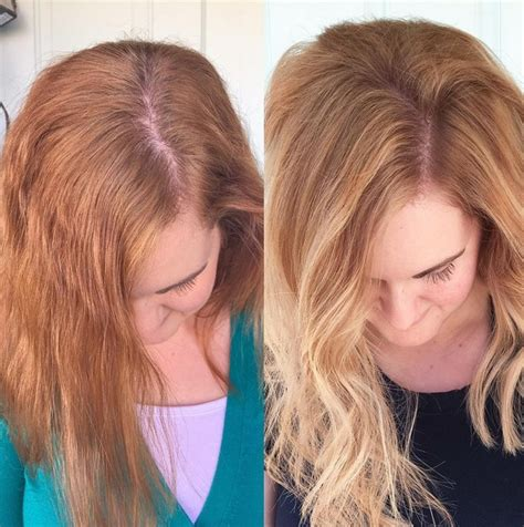 medium haircuts blonde ombre 22 best hairstyles for thick hair sleek frizz free