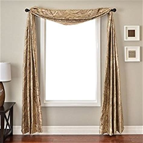 Window Scarves For Large Windows Inspiration Softline Window Scarf Window Treatment Scarves