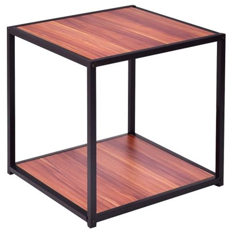 sofa table with bottom shelf sturdy square sofa side table with bottom shelf sofa