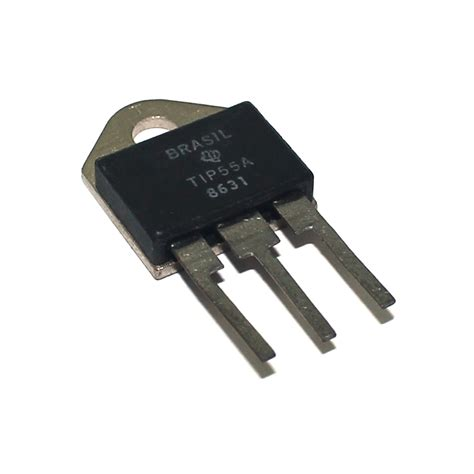 transistor tip transistor tip 55a eletrope 231 as comercial eletr 244 nica ltda