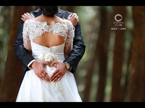 Best Wedding Highlight Ever in Kerala Anup   Jomi by