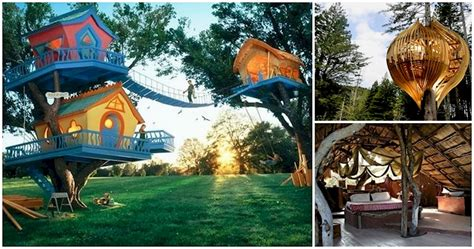 awesome tree houses 12 awesome tree houses for the inner child in all of us