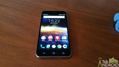 Display Case Lighting Vodafone Smart Ultra 6 Review