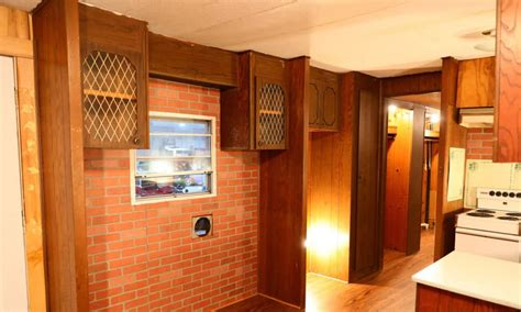 mobile home interior paneling 2018 elvis has left the building the king s mobile home goes up for sale