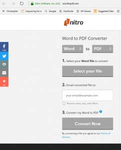 convert pdf to word document online nitro file to pdf to file pdfone com