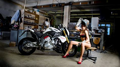 girls motorcycles hd wallpaper background image
