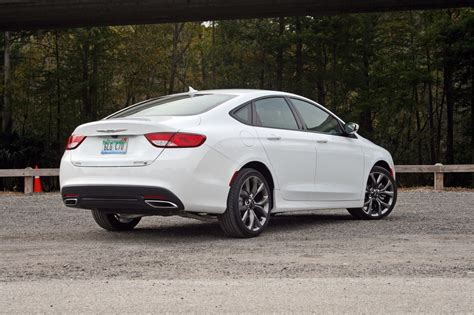 2015 Chrysler 200 S Review by 2015 Chrysler 200 S Driven Review Top Speed